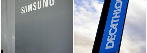Samsung et Décathlon sont les marques les plus appréciées des Françaises