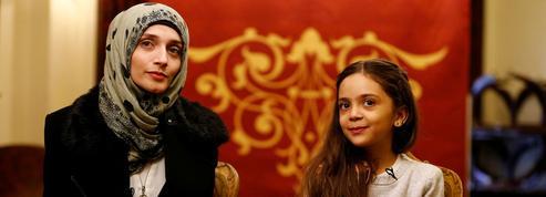 La fillette qui tweetait Alep réapprend à vivre dans un quotidien sans guerre