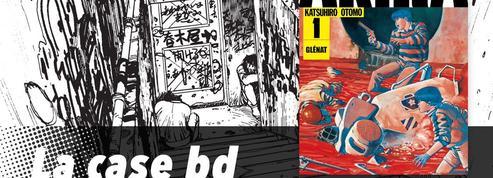 La case BD: Akira ou le premier chef-d'œuvre du manga