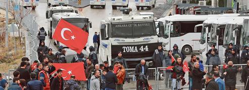 Le fossé se creuse entre la Turquie et les Européens