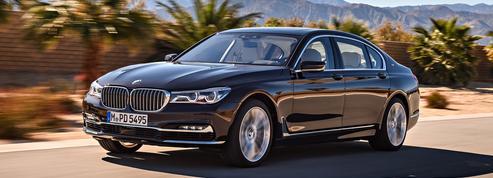 BMW M760Li, le plaisir avec ou sans chauffeur