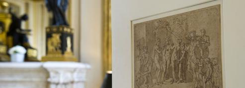 La France restitue un dessin du Parmesan spolié par les nazis