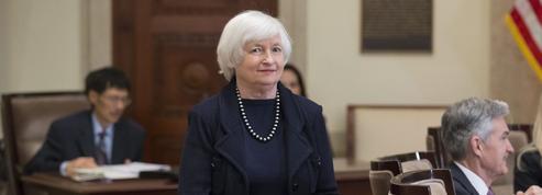 La promesse de doublement de croissance des «trumponomics» laisse la Fed sceptique
