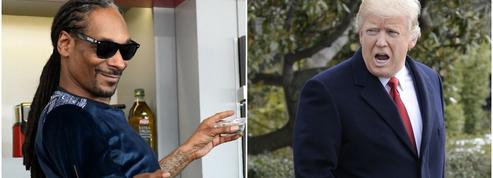 Donald Trump suggère d'envoyer Snoop Dogg en prison pour son clip