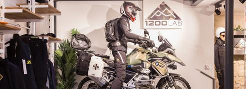 1200LAB : un concept store dédié à la moto