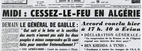 1962-2017: quand la guerre d'Algérie nous poursuit