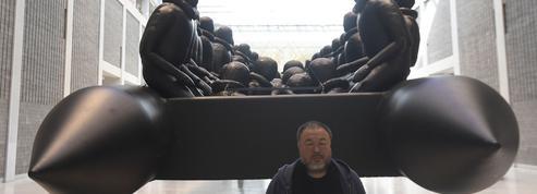 Ai Weiwei: sa création choc sur le voyage des migrants