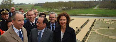 Chambord déploie ses jardins à la française