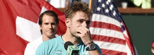En larmes après sa défaite, Wawrinka chambre Federer : «Il rit, c'est un c...»