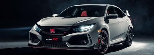 Honda Civic Type R : la gueule de l'emploi