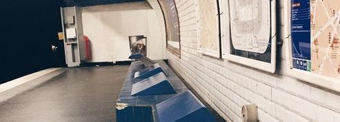 Les nouveaux bancs de la RATP suscitent la polémique