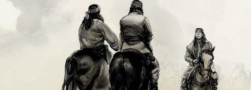 Indeh :Ethan Hawke rend justice aux apaches en bande dessinée