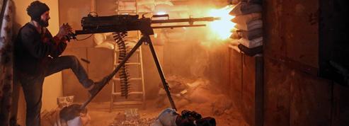 Syrie: les rebelles jouent leur survie