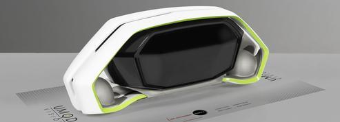 Le pneumatique du futur sera sphérique et bionique