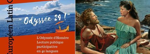 Festival Latin Grec : L'Odyssée lue en quarante langues