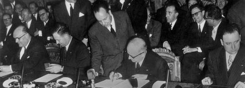 Traité de Rome : il y a 60 ans, les six signataires heureux mais circonspects
