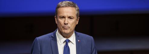 Nicolas Dupont-Aignan se pose en «vrai plan B de la droite»