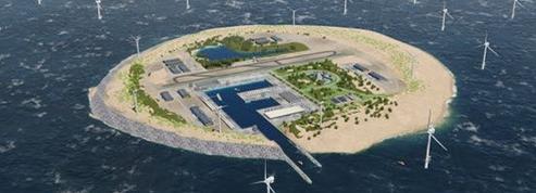Un projet de 7000 éoliennes à l'étude en mer du Nord