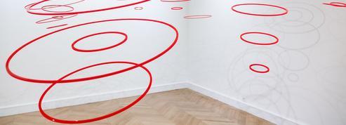 Vibrer en beauté à l'exposition Elias Crespin à Paris