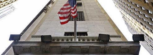 À la Bourse de New York, «l'indice de la peur» bondit