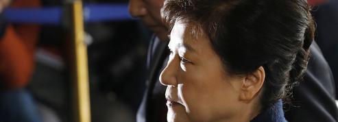 L'ex-présidente de la Corée du Sud menacée de prison