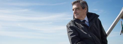 En Loire-Atlantique, Fillon parle «du beau et du mauvais temps»