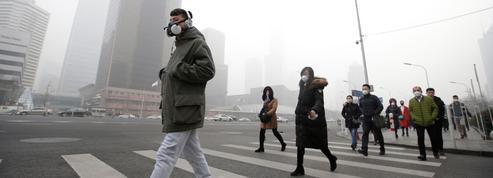 La pollution de l'air reflète le commerce international