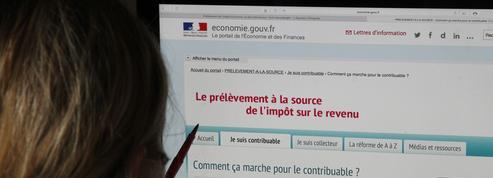 Macron veut reporter d'un an la retenue à la source