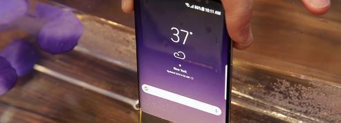 En direct : notre prise en main du nouveau Samsung Galaxy S8