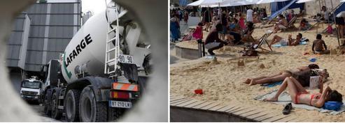Paris-Plages: la mairie ne veut plus du sable de Lafarge