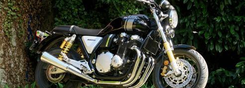 Honda CB 1100 RS : du sport dans le rétro