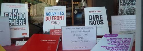 Un libraire de Saint-Malo «anti-FN» objet de menaces et de propos haineux