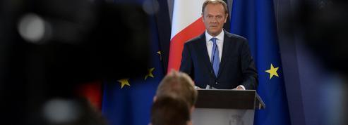 Brexit: l'Union européenne dicte les préalables et fixe le tempo