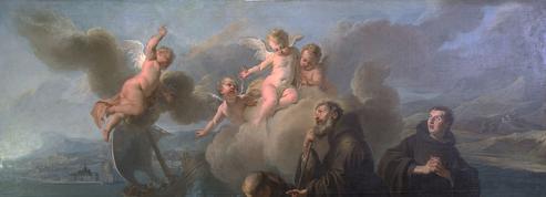 Les églises de Paris à voir en peintures