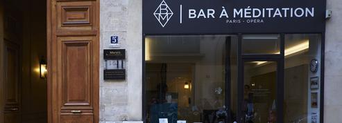 Paris : ouverture du premier bar à méditation