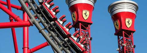 Un parc d'attraction 100% Ferrari en Espagne