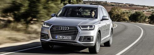 Audi Q7 e-Tron TDI, un as de la fiscalité