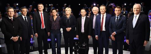 Débat présidentiel : les dix approximations des candidats