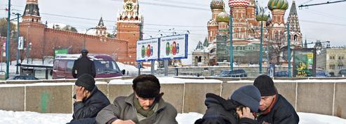 Près de 20 millions de Russes vivent sous le seuil de pauvreté