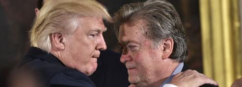 États-Unis : Stephen Bannon évincé par Donald Trump du Conseil de sécurité