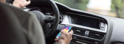 Sécurité routière: l'inattention au volant dénoncée par les automobilistes
