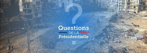 Comment les prétendants à l'Élysée comptent-ils gérer le dossier syrien ?