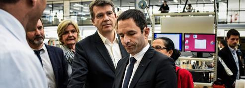 Hamon sur les traces de Mitterrand