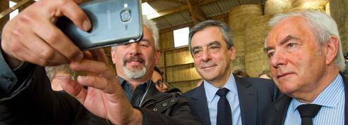 En Auvergne, Fillon s'adresse aux territoires oubliés
