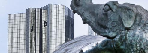Deutsche Bank lève 8milliards d'euros pour solder le passé