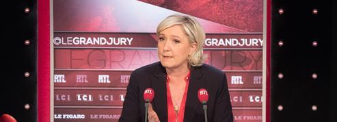 Pour Le Pen, la France «n'est pas responsable» de la rafle du Vel d'Hiv