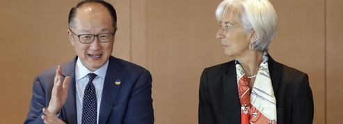 La Banque mondiale, le FMI et l'OMC au secours du libre-échange
