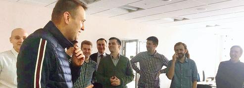 Alexeï Navalny libre à nouveau de contester le pouvoir russe