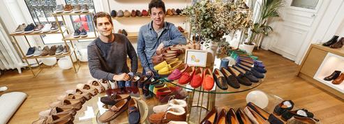 Les chaussures Bobbies accélèrent le pas