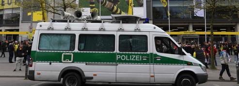 Le plus grand stade d'Allemagne sous haute surveillance